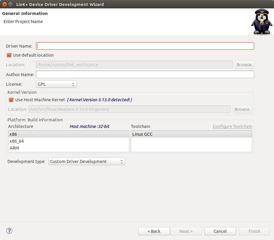 Linux Kernel Programming IDE (LinK+ IDE) | Eclipse Plugins