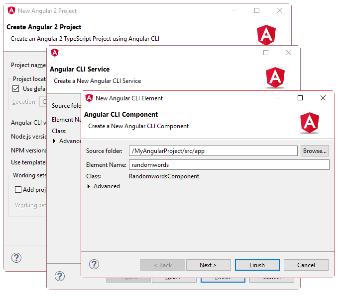 Angular IDE | Eclipse Plugins, Bundles and Products