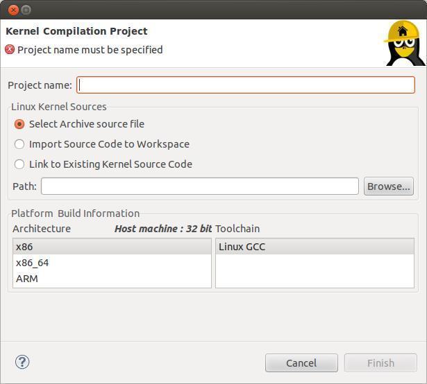 Linux Kernel Programming IDE (LinK+ IDE) | Eclipse Plugins, Bundles
