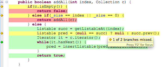 eclemma java code coverage eclipse plugins bundles and products