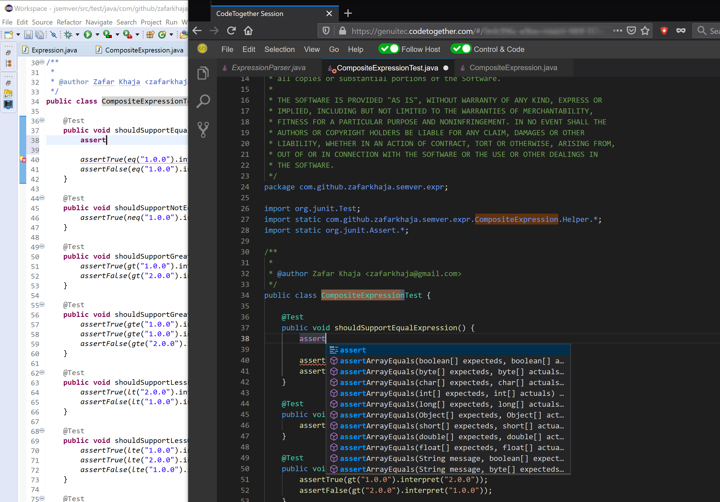 Codetogether Eclipse Plugins Bundles And Products Eclipse Marketplace