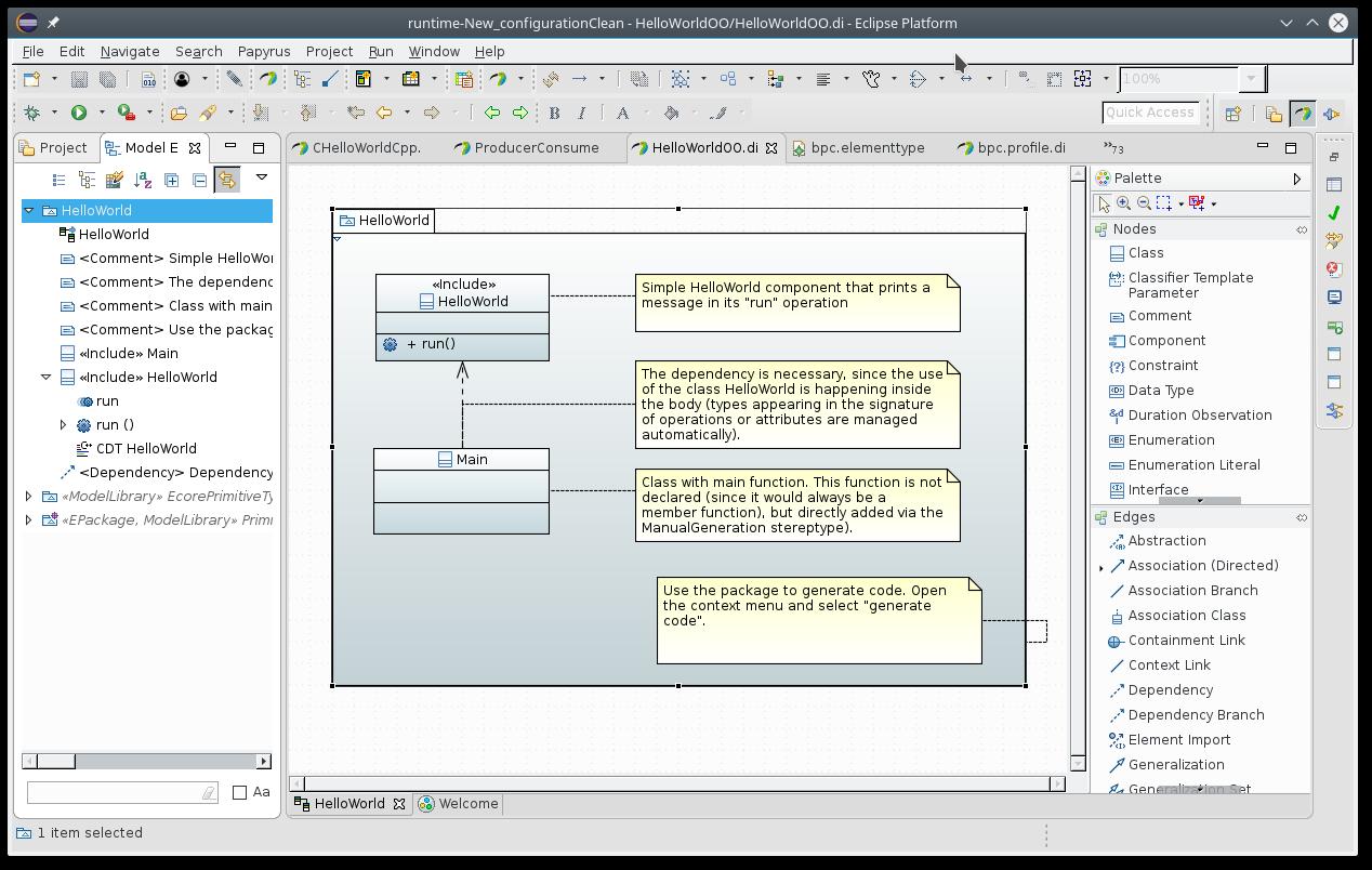 Papyrus Software Designer Eclipse Plugins Bundles And Products Eclipse Marketplace