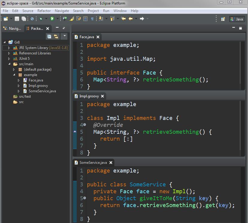 Groovy Development Tools | Eclipse Plugins, Bundles and