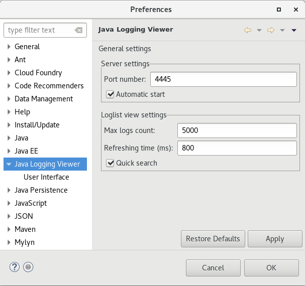 JLV | Eclipse Plugins, Bundles and Products - Eclipse Marketplace