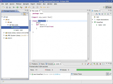 Scala IDE | Eclipse Plugins, Bundles and Products - Eclipse