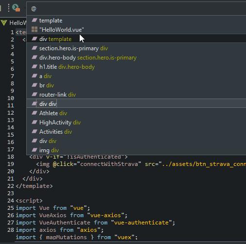 Vue js :: CodeMix | Eclipse Plugins, Bundles and Products